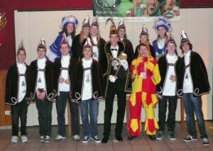 JCB Groep 2010